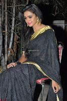 Sowjanya in Black Saree ~  048.JPG