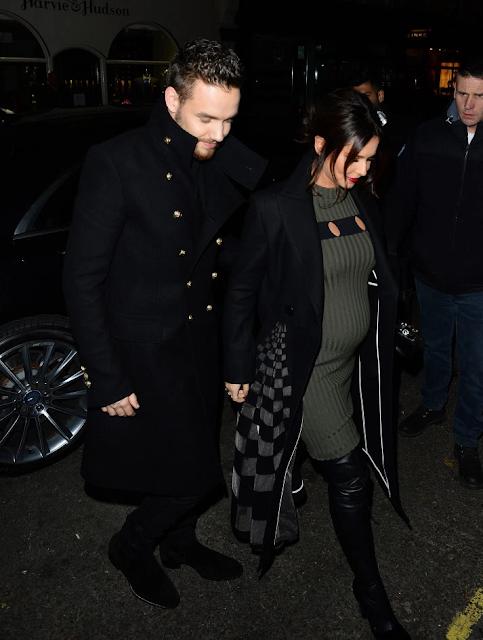 Liam Payne y Cheryl Cole confirman que serán padres