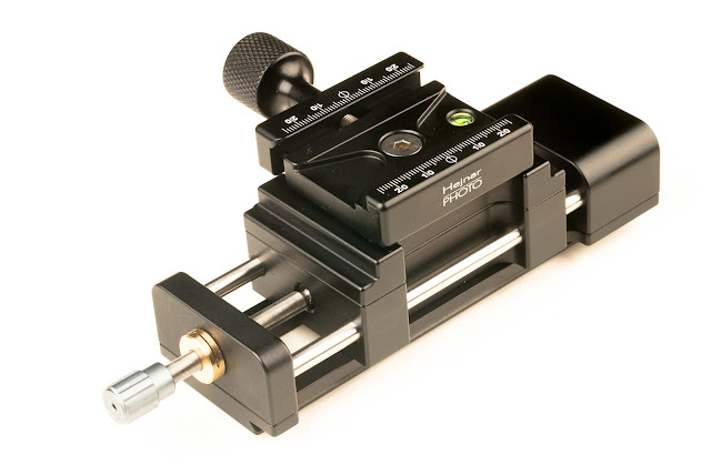 Hejnar PHOTO MS4-100-1 Linear Motion Lead Screw Macro Rail
