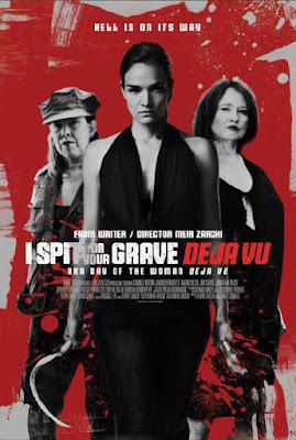 I Spit on Your Grave Deja Vu (2019) English 720p BRRip 900MB