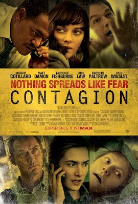 Póster de 'Contagion'
