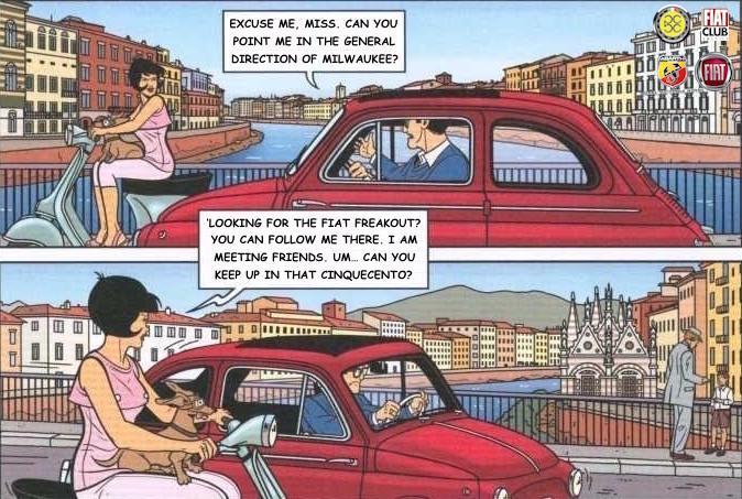 Fiat freakout 2017