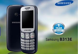 Samsung B313E Flash File Download
