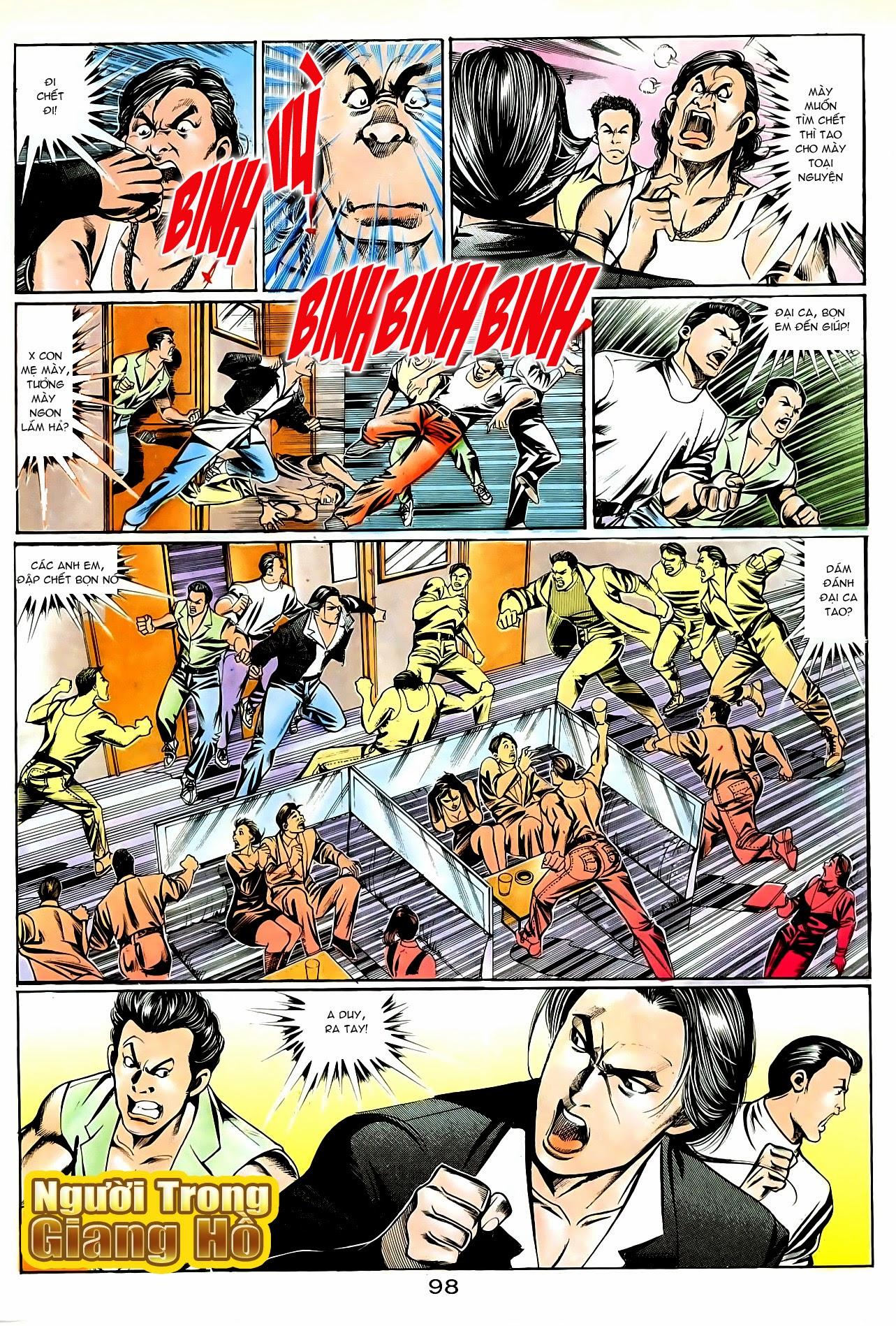 Người Trong Giang Hồ chapter 94: hoàng giả chi phong trang 29