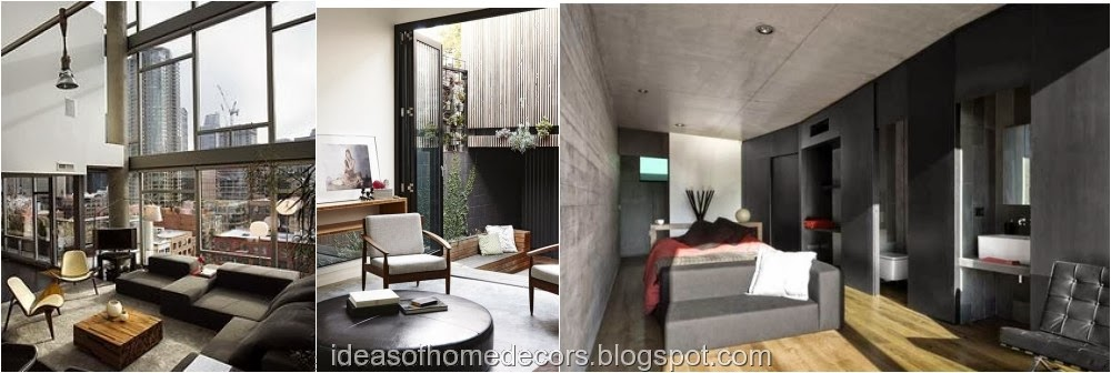 Modern Bachelor Pad Interior Decorating Ideas
