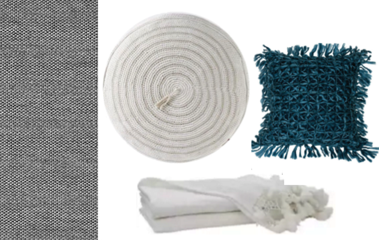 how much fabric to cover a chair cushion black leather tufted keeping up in canberra: shopping - ikea karlstad knisa light gray and kmart marble