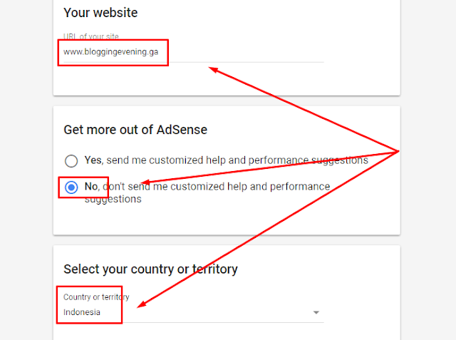 cara daftar google adsense lengkap