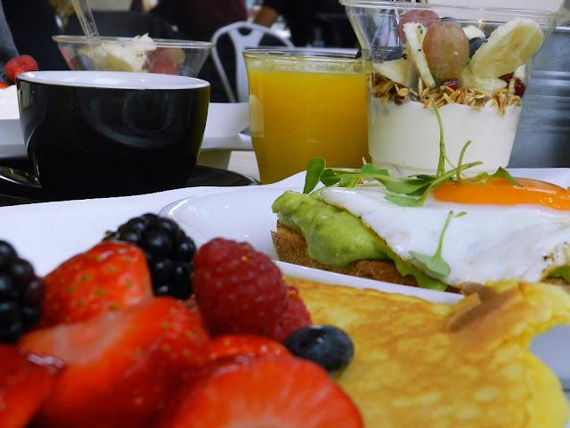 checchi café and bakery brunch brescia