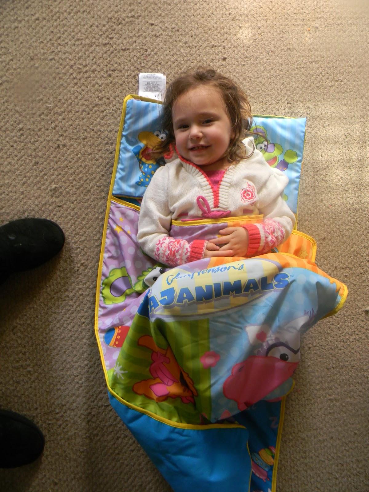 New Age Mama Pajanimals Snuggle Up Storymat From Tomy