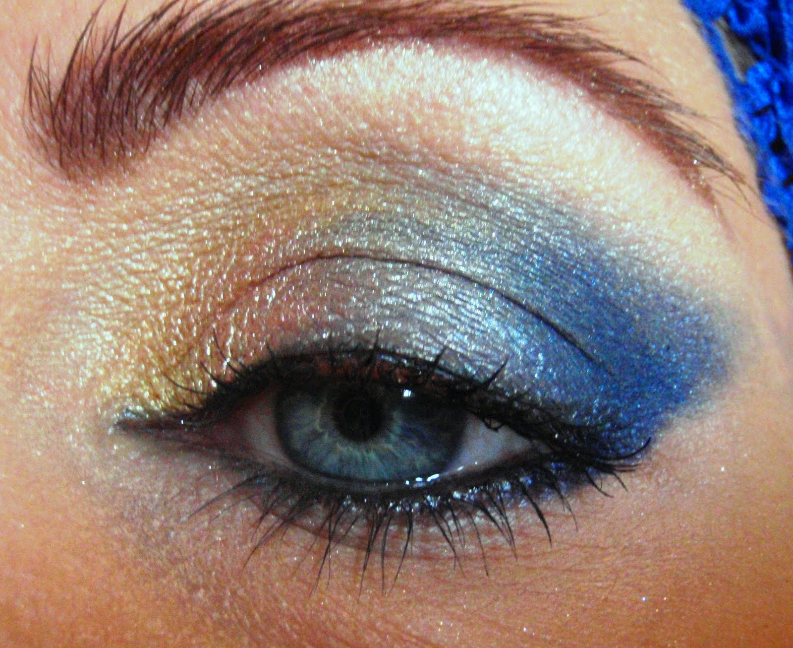 The Juicy Beauty Word Fall 2011 Makeup Trend Eye Shadow