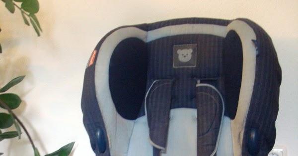 Ein neuer Maxi-Cosi-Kindersitz-Bezug... - Tag für Ideen