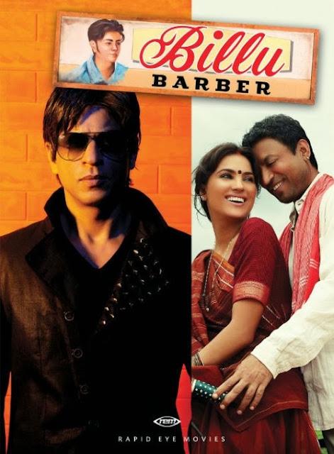 Billu Barber 2009 Hindi Movie Free Download BRRip 480p 400mb