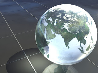 3D Earth - FreeImages.com/Jamie Woods