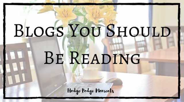 Blogs You Should Be Reading
