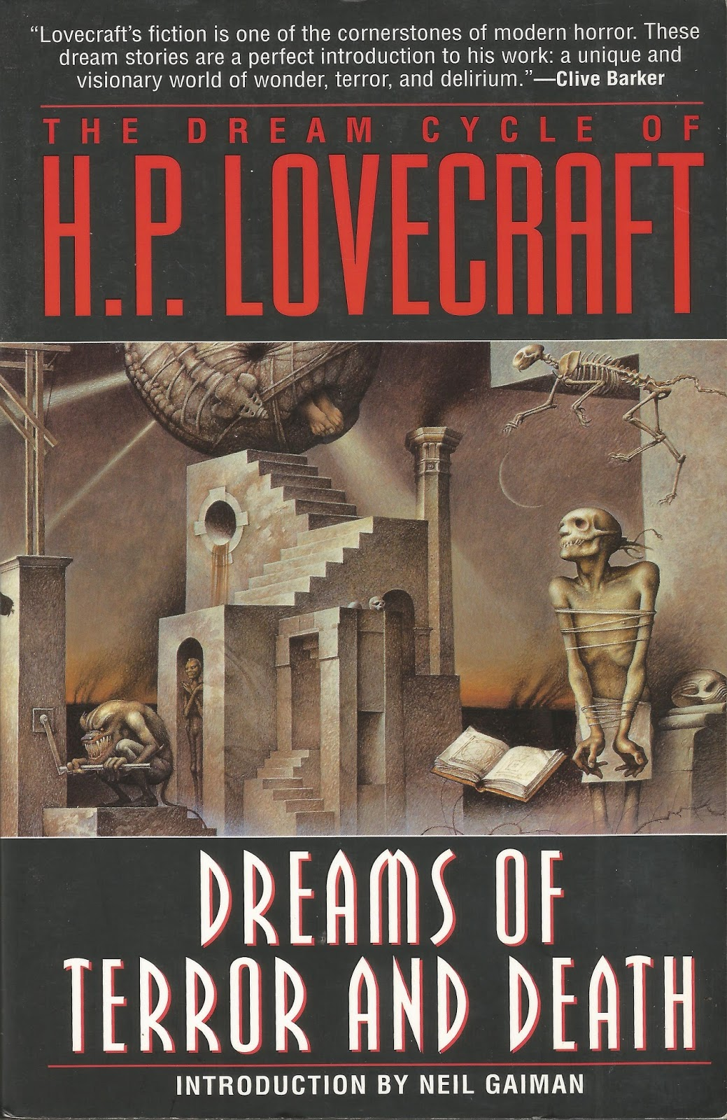 The Truth Inside The Lie: Considering H P  Lovecraft, Part 2