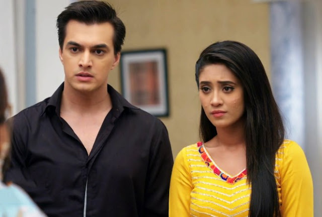 Another Shocking Decision by Karthik and Naira in Yeh Rishta Kya Kehlata Hai