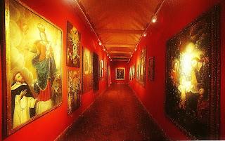 Pinacoteca do Museo de Arte Precolombino, Cusco