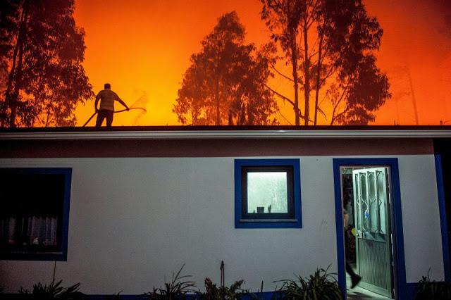 Sociedade tem de estar preparada para enfrentar incêndios extremos, dizem investigadores