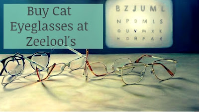 Buy Cat Eyeglasses Online at Zeelool's