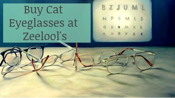 Buy Cat Eyeglasses Online at Zeelool's