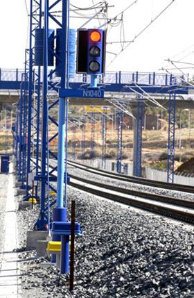 66,7 millones para mantener los sistemas de control de tráfico en la Línea de Alta Velocidad Madrid-Barcelona