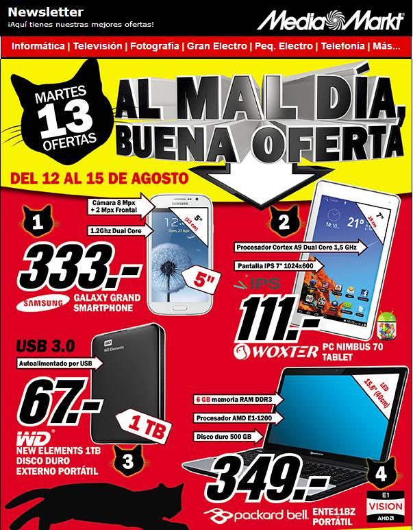 Markt 2013 Ofertas 13 Agosto Media Martes f6ybg7