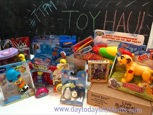 ttpm showcase toy haul
