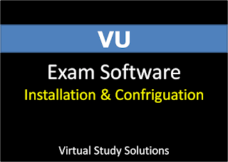 VU Overseas Exam Software Installation Guideline