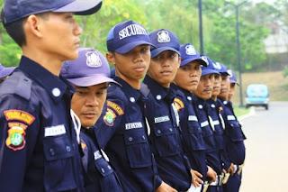 Contoh Surat Lamaran Kerja Security