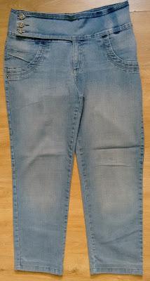 calça jeans Bivik tam 48