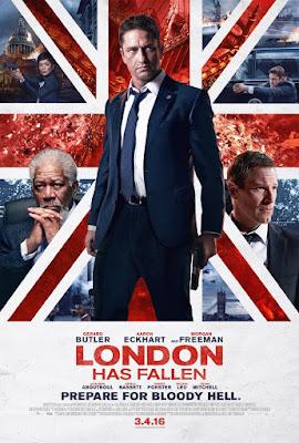 London Has Fallen (2016) Movie Review