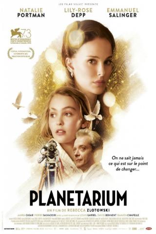 Planetarium [2016] [DVDR] [NTSC] [CUSTOM HD] [Latino]