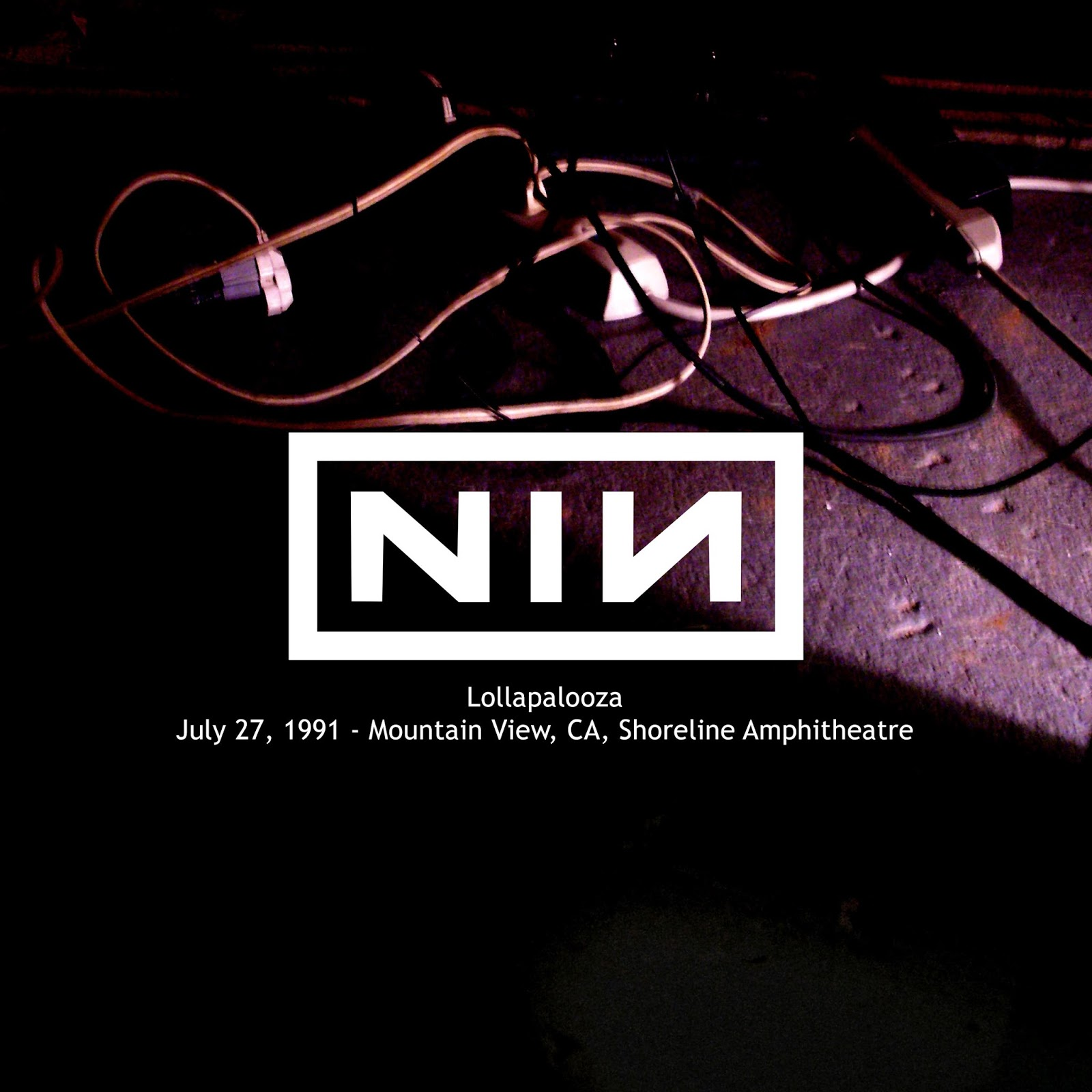 RELIQUARY: Nine Inch Nails [1991.07.27] Lollapalooza [VG-AUD]