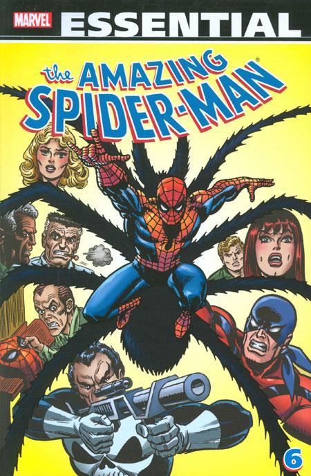 Essential Marvel Team