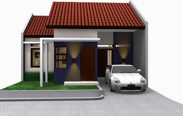 rumah minimalis sederhana type 36 2015