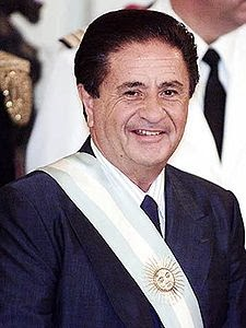 Eduardo Duhalde - Presidentes de la República Argentina - Presidentes Argentinos