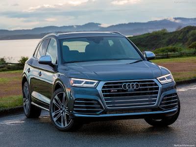 سيارات اودي 2018  - Audi » 2018 SQ5 3.0 TFSI