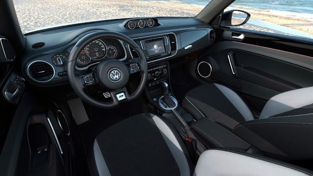 Volkswagen Beetle 2017 - Opción 2 de 3 para la tapicería interna