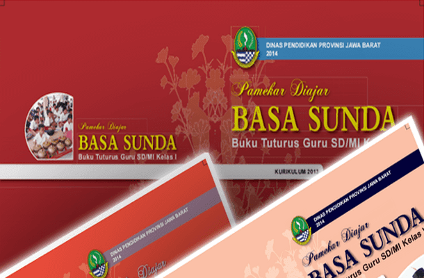Buku Guru Bahasa Sunda SD/MI Kelas 1 2 3 4 5 6