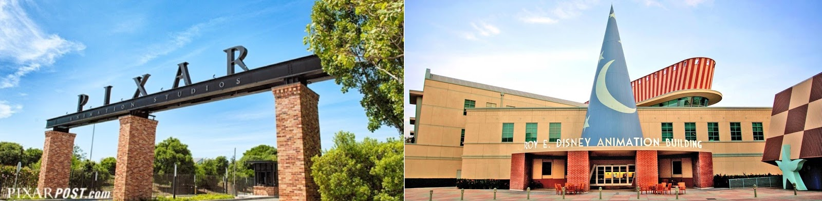 The Blending Of Pixar And Disney Animation Studios A Look At The