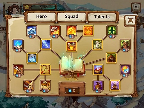 Braveland Wizard - Turn-Based Strategy RPG for PC and Mac Download