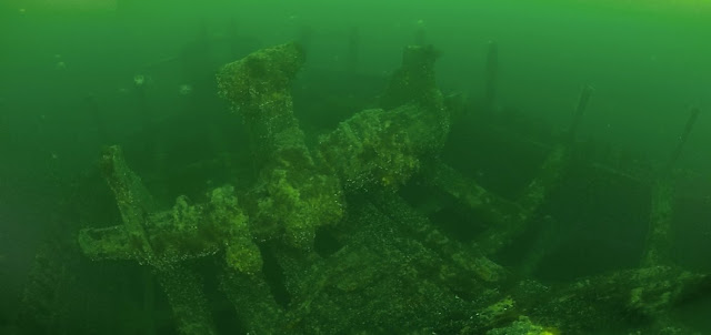 Hundreds of unopened bottles found on mystery Baltic Sea shipwreck