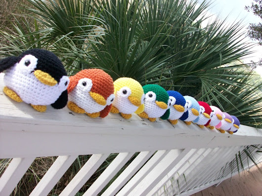 Coastal Crochet Crafts on Etsy