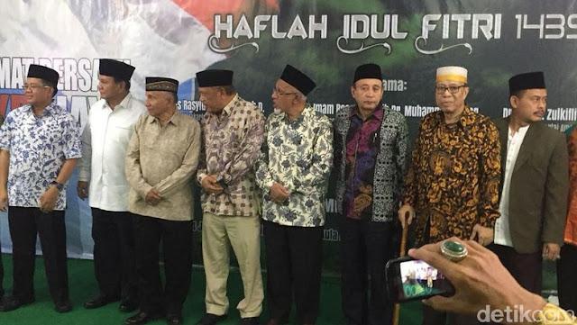 Prabowo: Negara Kita Sedang Sakit, Elite Suka Menipu Rakyat
