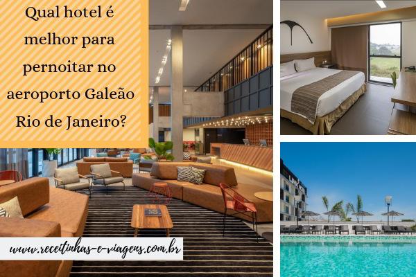 Hotel proximo aeroporto Galeao - Linx Galeão