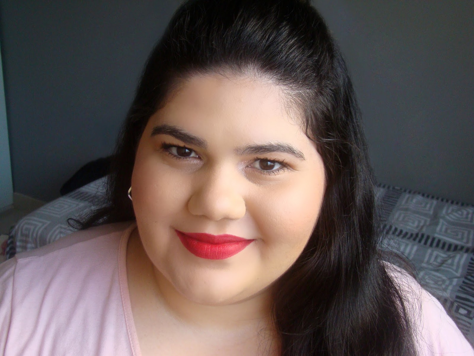Batons Favorito vermelho ruby woo mac cosmetics makeup lipstick red lips maquiagem mate retro matte