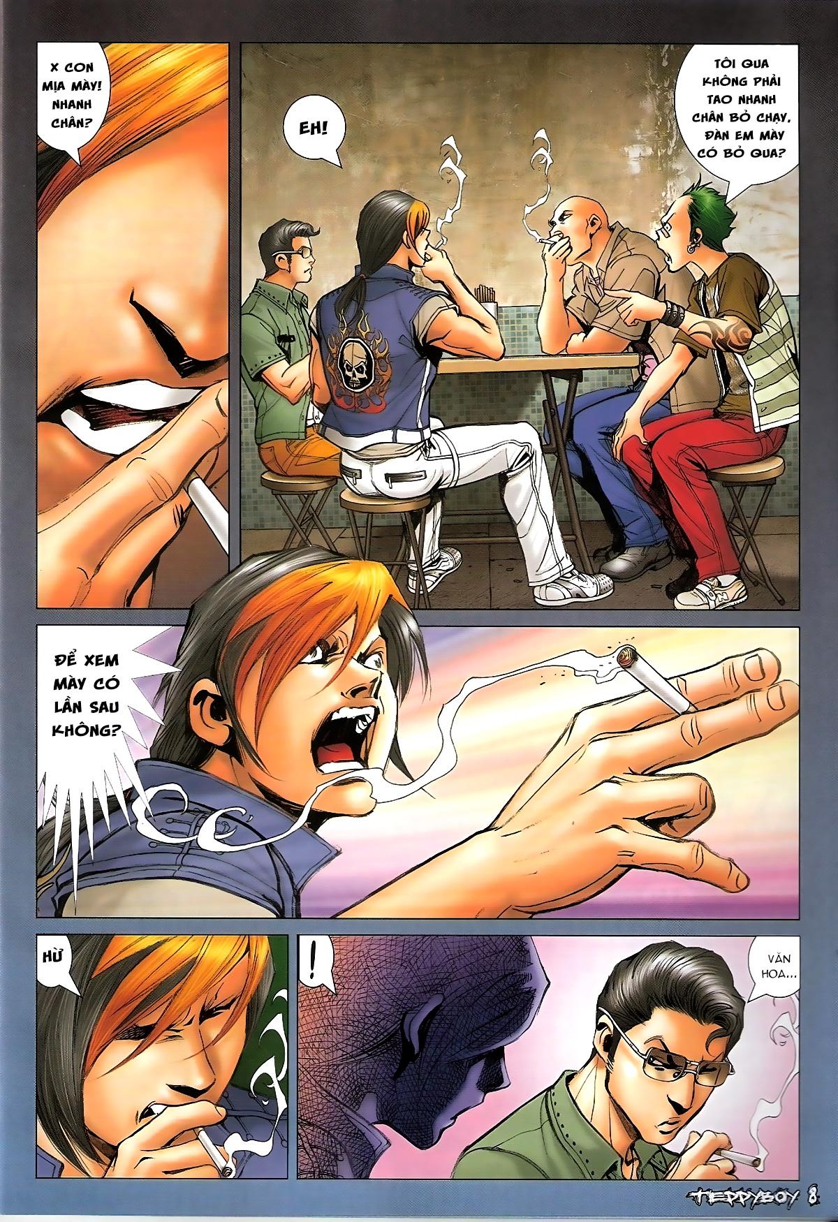 Người Trong Giang Hồ - Chapter 1320: Con trai Y Kiện - Pic 6