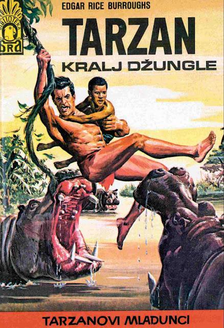 Tarzanovi mladunci - Tarzan