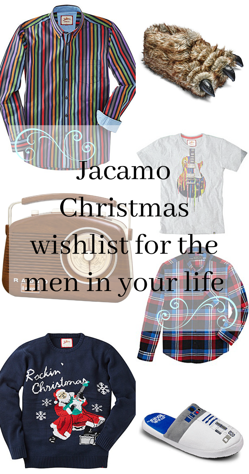 CHRISTMAS-WISHLIST-FOR-MEN-FROM-JACAMO-THE-PLUS-SIZE-MENS-WEBSITE // www.xloveleahx.co.uk