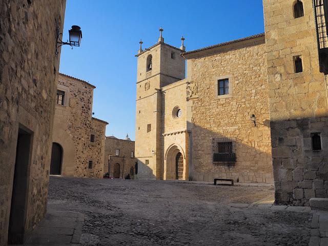 Concattedrale di Santa María Cáceres